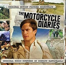 The Motorcycle Diaries, Soundtrack Album Cover.JPG