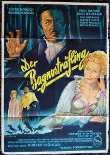 <i>The Prisoner</i> (1949 film) German historical adventure film