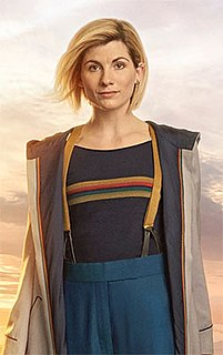 Thirteenth Doctor Fictional character from the TV series Doctor Who