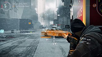Tom Clancy's The Division - Screenshot.