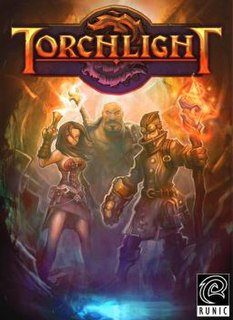 <i>Torchlight</i> video game