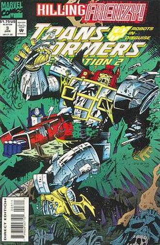 Transformers (comics) - Image: Transgen 2