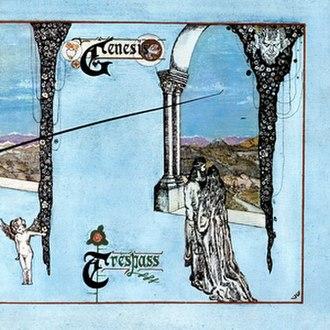 Trespass (album) - Image: Trespass 70