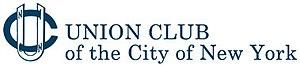 Union Club of the City of New York - Image: Union Club logo