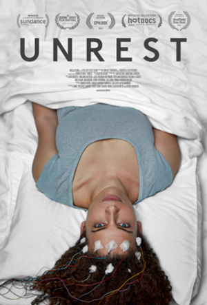 Unrest (2017 film) - Theatrical release poster