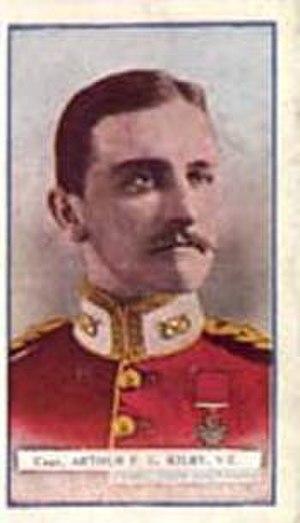 Arthur Forbes Gordon Kilby - Image: VC Arthur Forbes Gordon Kilby