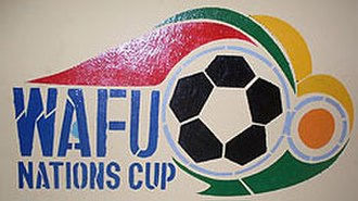 WAFU Nations Cup - Image: WAFU Nations Cup logo