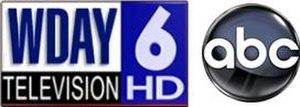 WDAY-TV - Former WDAY HD logo used until 2015.