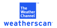 Weatherscan logo currently in use since September 2005