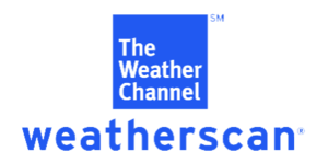 Weatherscan - The original Weatherscan logo, used from September 2005 to March 2016.
