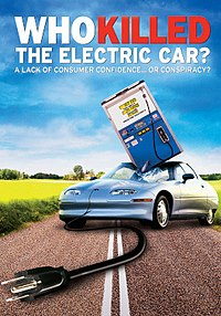 DVD Who Killed the electric car