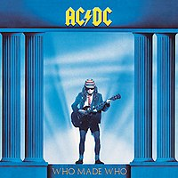 Who Made Who cover