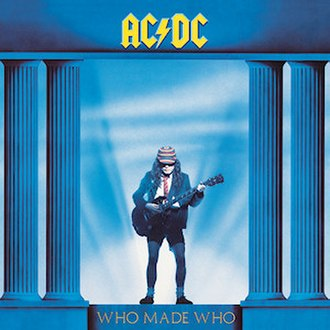 Who Made Who - Image: Whomadewho