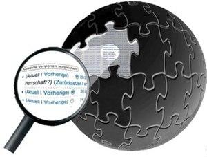 Wiki-Watch - Image: Wiki Watch.de logo