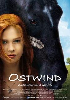 <i>Windstorm</i> (film) 2013 German film directed by Katja von Garnier