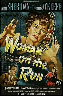 <i>Woman on the Run</i> 1950 film by Norman Foster