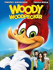 Woody Woodpecker 2017 Film Wikipedia