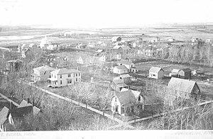 Worthington, Minnesota - Worthington, Minnesota 1893