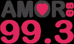 XHZAZ-FM - Image: XHZAZ AMO Res 99.3 logo