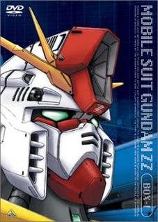 <i>Mobile Suit Gundam ZZ</i> television program