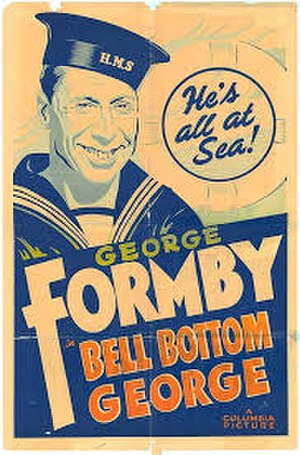 Bell-Bottom George - Original theatrical poster