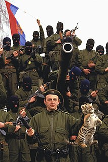 Arkan Serbian paramilitary commander and career criminal