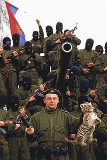 Arkan Serbian Military Commandant and Criminal