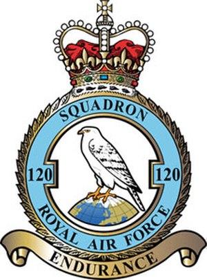 No. 120 Squadron RAF - Image: 120 Squadron RAF