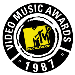 1987 MTV Video Music Awards - Image: 1987 MTV VMA Logo