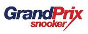 2009 Grand Prix (snooker) - Image: 2009 Grand Prix (snooker) logo