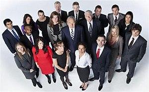 The Apprentice (UK series eight) - Image: 2012 Apprentice UK candidates