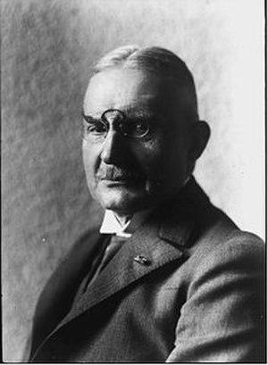 Friedrich von Lindequist - Governor Lindequist