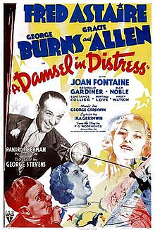 Image result for A Damsel in Distress 1937