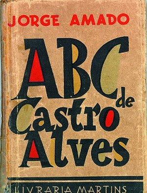 The ABC of Castro Alves - First edition