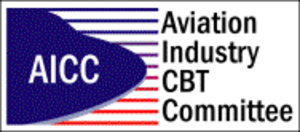 Aviation Industry Computer-Based Training Committee - Image: AICC (Aviation Industry Computer based Training Committee) Logo