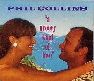 Phil Collins — A Groovy Kind of Love (studio acapella)