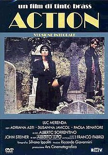 <i>Action</i> (1980 film) 1979 Italian film directed by Tinto Brass