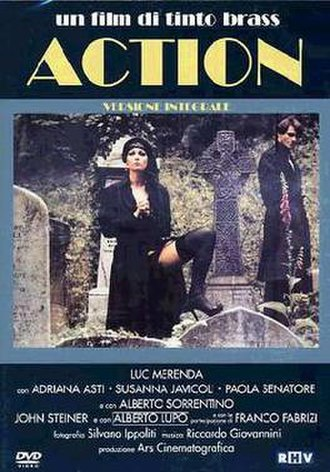 Action (1980 film) - Image: Action Brass