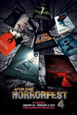 After Dark Horrorfest - 2010 8 Films to Die For promotional poster