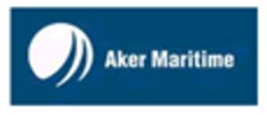 Aker Maritime - Image: Aker Maritime logo