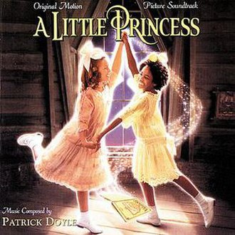 A Little Princess (1995 film) - Image: Album ALP95Cover