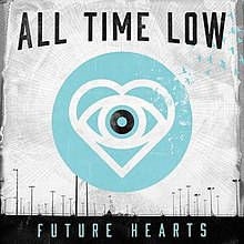 All Time Low, Future Hearts album cover, 2015.jpg