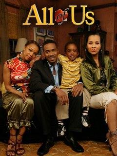 <i>All of Us</i> American television sitcom 2003-2007