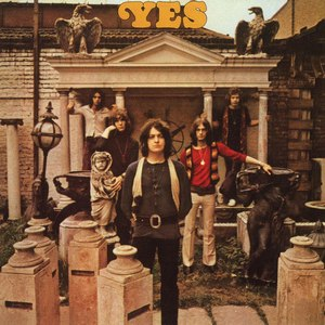 Yes (Yes album) - Image: Alternate album cover for Yes' first album in the US