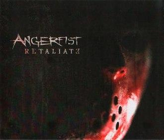 Retaliate (Angerfist album) - Image: Angerfist Retaliate