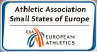 Athletic Association of Small States of Europe - Image: Athletic Association of Small States of Europe (logo)