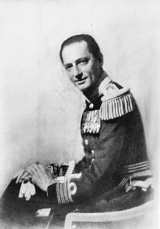Augustus Agar - Captain Augustus Agar