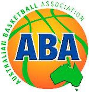 Australian Basketball Association - Image: Australian Basketball Association (emblem)