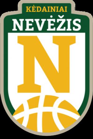 BC Nevėžis - Image: BC Nevezis logo