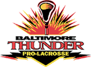 Baltimore Thunder - Image: Baltimore Thunder